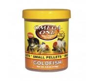 OMEGA ONE-Alimento para goldfish y bailarinas granulos