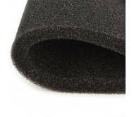 Espuma de poro abierto para filtro
