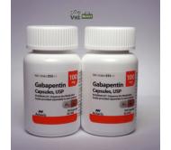 Gabapentina 100mg 100 cap- Tratamiento para las convulsiones en perros y gatos