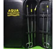 Kit de Pinzas - Instrumentos para acuarios plantados